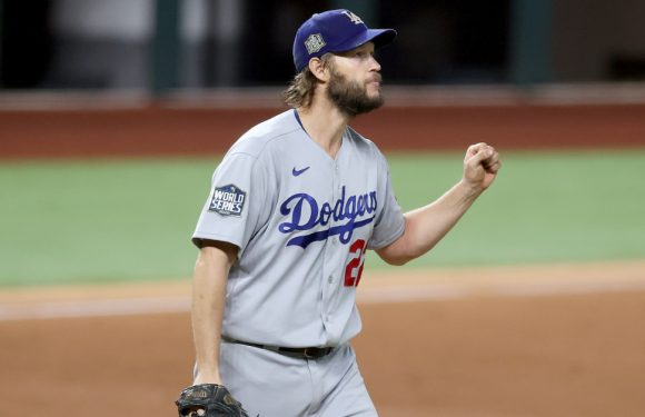 'Very Thankful': Faith Fueled Dodgers' Clayton Kershaw to World Series Title