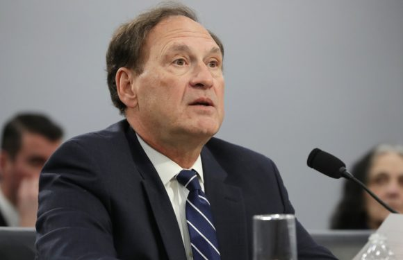 Alito Warns: Religious Liberty 'Is in Danger of Becoming a Second-Class Right'