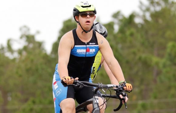 'God Surrounded Me with Angels': Man with Down Syndrome Completes Ironman Triathalon, Makes History